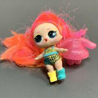 LOL Surprise Hairgoals Wave 2 E.D.M.B.B. Doll ULTRA RARE Gold EDM EDMBB Poupées