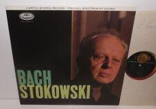 SP 8489 Bach Stokowski