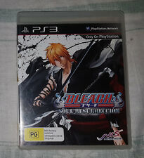 Bleach Soul Resurreccion (Sony PlayStation 3, 2011) AUS