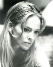 Sharon Stone UNSIGNED 8x10 (C)