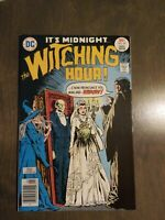 THE WITCHING HOUR #67 VF DC COMICS