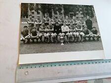 BASEL FC, SWISS CHAMPION 1969, TEAM PHOTO