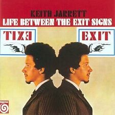 Keith Jarrett - Life Between The Exit Signs RHINO RECORDS CD 2004