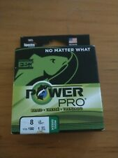New listing Power Pro 21100080150E Spectra Braided Fishing Line 8 lb. 150 Yards Moss