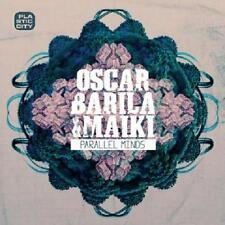 Oscar Barila & maiki = parallelo MINDS = CD = Deep & Tech House!!!