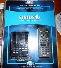 Sirius XM SLV1 Stiletto Vehicle Kit for SL10 & SL100 Receivers Sirius XM New