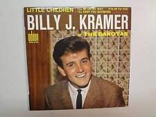 BILLY J. KRAMER WITH THE DAKOTAS:Little Children +3-France Odeon SOE 3753 EP PCV