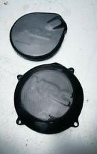 Montesa 315r cota trials clutch and flywheel cover carbon look abs guard