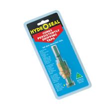 Tap Washer Repair Kit HydroSeal Tap Reseating Tool Drill Bit