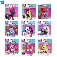 8cm Hasbro My Little Pony Friendship Magic Figure Can Comb Hair