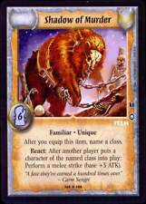 Warlord CCG - Warlord Saga of the Storm: Shadow of Murder (Rare Item DF)