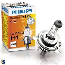 Philips H4 Vision 472 30% more vision Car headlight bulb 12342PRC1
