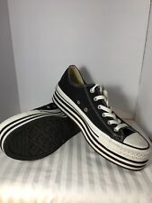 39e5593392385d CONVERSE All Star Low Top Shoes Unisex Canvas Sneakers platform