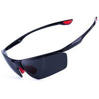 MEETLOCKS Sports Polarized Sunglasses UV400 Unbreakable TR90 Frame Light Weight