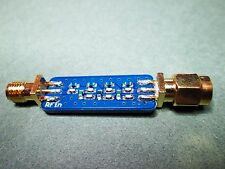 Fm Notch Filter 88-108Mhz for Airband + Excellent Rejection 75dB; Sma-M + Sma-F