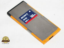 Sony SBS-32G1A 32GB SxS Memory Card - Used