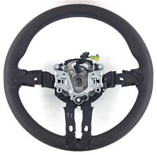 Genuine OEM BMW Z4 E85 E86 retrimmed M Sport stitched steering wheel.      16B