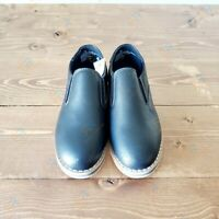 Toddler Boys' Neal Loafers - Cat & Jack Black Dress Shoes - Size 12