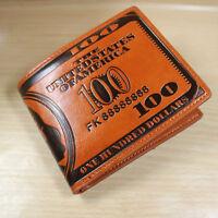 Portemonnaie Herren Geldbörse Geldbeutel Portmonee Brieftasche Wallet HOT