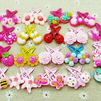 20Pcs/Set Girl Mix Styles Assorted Cute Baby Kids HairPin Hair Clip Jewelry Gift