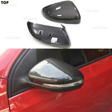 For 2008 - 2012 Volkswagen Golf Mk6 / Touran Side Carbon Fiber Mirror Cover Caps
