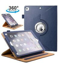 """Zonefoker Ipad 7Th Generation Tablet Leather Case 10.2"""" 2019 Releases 360° Rotat"""