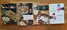 Lot of 4 Vintage Good Housekeeping Betty Crocker Cookbook Recipe Booklets