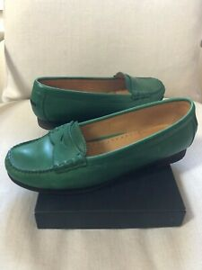 Mocassins Fairmount 39 cuir vert