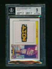 2016 Topps Heritage WWE All Star Patches Bayley BGS 9 /299