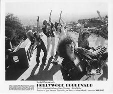 HOLLYWOOD BOULEVARD orig 1976 photo COMMANDO CODY/GEORGE FRAYNE/BILLY C. FARLOW