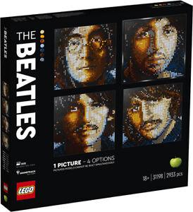 Lego Art. The Beatles 31198 Lego