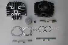 Top End Cylinder Piston Gasket Kit fits 1983-2006 Yamaha PW80 PW 80 Pitbikes