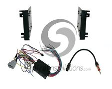 Radio Stereo Installation Dash Kit Combo DD + AMP Interface + Antenna D19