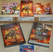 Gunlord + Big A1 Poster Dreamcast like Rendering Ranger Super Mega Turican NEW