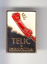 RARE PINS PIN'S .. PTT LA POSTE FRANCE TELECOM TELEPHONE ALCATEL TELIC ~BJ