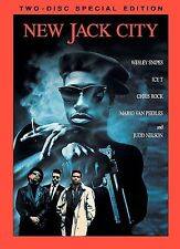 New Jack City (DVD, 2005, 2-Disc Set, Special Edition)
