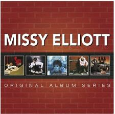 Missy Elliott - Original Album Series (2013)  5CD  NEW/SEALED  SPEEDYPOST