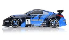 1/10 Exceed RC Remote Control 350Z Mad Speed Electric 2.4G DRIFT CAR Fire Blue