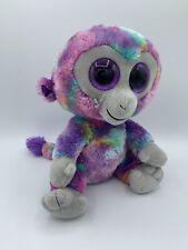 Ty Beanie Boo Plush - Zuri the Monkey