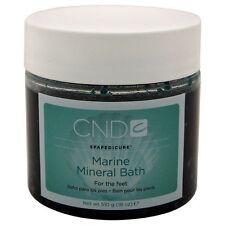 CND Spapedicure Marine Mineral Bath 18oz / 510g