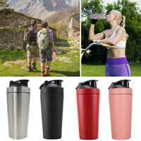 800ml Vacuum Insulated Stainless Steel Coffee Travel Thermos Bottle Cup Mug