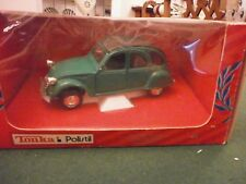 Tonka Polistil 1.25 Citroen 2CV in Green