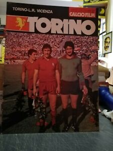 CALCIO FILM N.26 ANNO VII 15 NOVEBRE 1978 TORINO L.R.VICENZA CALCIOFILM TERRANEO