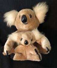 Conesco Chase Stuffed Animal Mama Koala Bear and Baby Bear