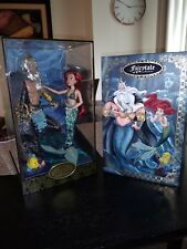 The Little Mermaid Disney Fairytale Designer Collection Ariel & Triton Exclusive