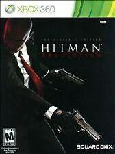 Hitman: Absolution -- Professional Edition (Microsoft Xbox 360, 2012)