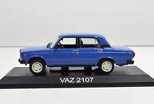 VAZ 2107 Maßstab 1:43 blau von atlas die-cast