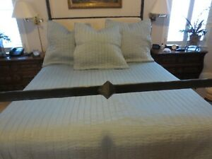 queen size bedding by Pottery Barn