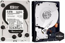 Western Digital Black 2TB HDD 7200RPM 3.5 WD2003FZEX   Hard Drive