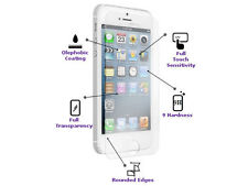 100% Genuine 9H GLASS SCREEN PROTECTOR HD FOR IPHONE 5,5C,5S, PRO+ 3mm